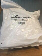 COOPER 15.2/26.3 kV 200 AMP LOADBREAK BUSHING INSERT #LB1225