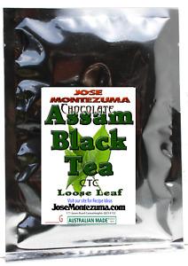 Assam Black Tea 50 & 100 grams CTC Premium Quality With Chocolate