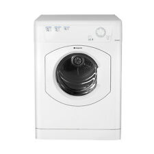 Hotpoint Aquarius TVHM80CP Tumble Dryer 8kg Load - White