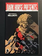 Dark Horse Presents #7 - Hellboy SIGNED BY Mignola - HIGH GRADE VF/NM