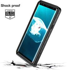For Samsung Galaxy Note 9 Temdan Waterproof Case Full-Body Protective Case