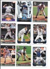 Jack Morris plus 8 more Tigers baseball cards