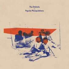 Districts,the - Popular Manipulations NEW CD