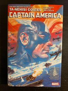 Captain America by Ta-Nehisi Coates Vol. 1 OHC (2020, Hardcover)