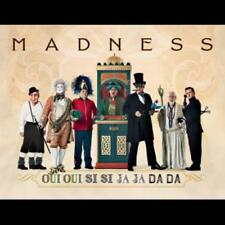 Madness - Oui Oui, Si Si, Ja Ja, Da D NEW Box Set