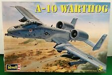 Revell Monogram  A-10 Warthog fighter bomber jet air plane model kit 1/48