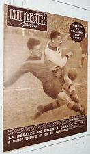 MIROIR SPRINT N°196 1950 FOOTBALL TOULOUSE LENS-LILLE RUGBY BOXE FRAMECHON
