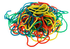 2 LBS GUSTAF'S RAINBOW LICORICE LACES - CANDY FROM GERRIT VERBURG