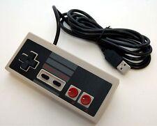 NEW Retro Nintendo NES 8 Bit Style Game Controller USB PC Windows-7/8/XP famicom