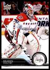 2014-15 Upper Deck Series 2 Braden Holtby #438