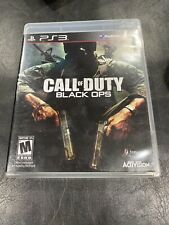 Call Of Duty: Black Ops For PlayStation 3 PS3 Very Good 2Z. Tested!!!!