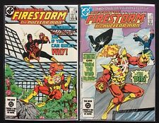 Firestorm #28 29 NM (1978) 1st Appearance Slipknot Suicide Squad Movie DC Comics