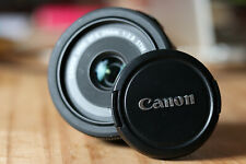 "Canon EF-S 24mm f/2.8 ""Pancake"" STM Lens for Canon - Black"