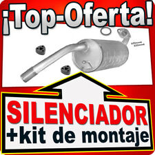 Silenciador Trasero TOYOTA RAV 4 2.0 16V 129HP 4X4 04.1994-09.1997 Escape RRL