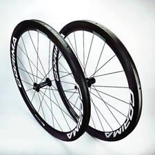 Corima 47mm Wide tubular carbono/dt swiss 240s/sapim CX-Ray ruedas Wheel