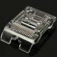 Low Shank Roller Presser Foot For Singer Brother Janome JUKI Sewing Machine Jf