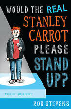 Would the Real Stanley Carrot Please Stand Up?-ExLibrary