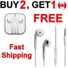 Headphone Earphones Headset Earphone for iPhone 5 6 6+ Ecouteurs No Mic No Box