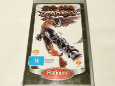 "TEKKEN ""DARK RESURRECTION"" PSP GAME R4  ""VGC"" AUZ SELLER"