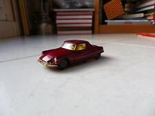 Citroen DS Le Dandy Coupé Henri Chapron Corgi Toys 1/43 jouet miniature ancien
