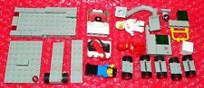 Used Incomplete Lego 4005  Tug Boat  1982 vintage  and other misc. pieces