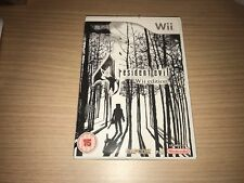 Nintendo WII Resident Evil 4 Wii Edition (pal UK / En español) (Completo)