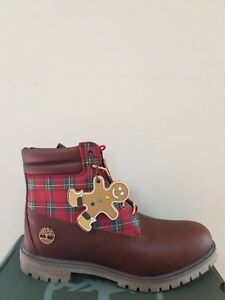 New Timberland Men's  Premium Waterproof Boots 2018 Limited Edition NIB