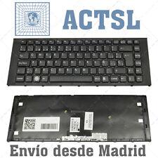 KEYBOARD SPANISH for Laptop Sony VAIO VPC-EA Mp-09L16e0-886 / VPC-EA36FX/V