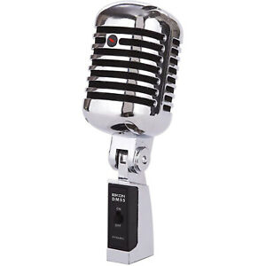 Eikon Proel DM55V2 Vintage Elvis Style Dynamic Microphone *FAST DELIVERY*