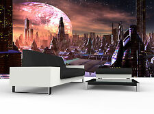 Alien Planet Wall Mural Photo Wallpaper GIANT DECOR Paper Poster Free Paste