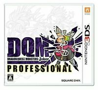 USED Nintendo 3DS Dragon Quest Monsters Joker 3 Professional