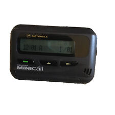 Motorola Mercury Minicall Pager Mint Condition Working