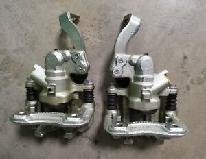 New Genuine MGF MG TF Rear Calipers Assembly with Carriers Pair LH+RH