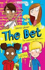 The Bet (Wired Up) by Grant, David | Paperback Book | 9781472910660 | NEW