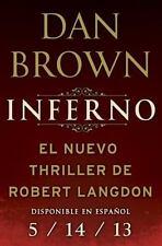 Inferno: En espanol (Spanish Edition)-ExLibrary