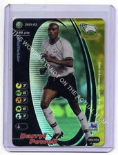 (Gb1903) Wizards of the Coast, Football 2001-02, 83/250 D. Powell, Derby County