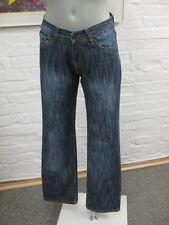 LEVI'S 506 STANDART coole Jeans Hose Gr. W29 L34, Blau, Gerades Bein