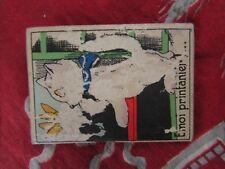 mini petit calendrier almanach porte monnaie publicitaire chat chaton 1933
