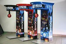 Boxautomat Boxer machine, boxen, Kraftmesser, Box Automat Schwarz