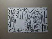 Pablo Picasso - Le Carnet de la Californie, Grafik 1959