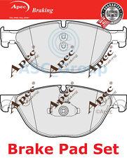 Apec Pastillas de Freno Frontales Set Repuesto de calidad OE pad1739