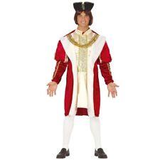 Mens Regency Waistcoat /& Shirt Fancy Dress Costume Tudor Gentleman Outfit New