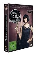 ESSIE DAVIS/PAGE,NATHAN/+ MISS FISHERS MYSTERIÖSE MORDFÄLLE-STAFFEL 3 3 DVD NEU