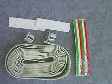 Ambrosio Lenkerband Bike Ribbon weiß  für Rennlenker mit Stopfen