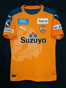2020 Shimizu S-Pulse Home J.LEAGUE Jersey Soccer Shirt M(Japan Size)