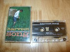 HARVEST SONG: Music inspired by Working the Land - CASSETTE TAPE Ethnic Music