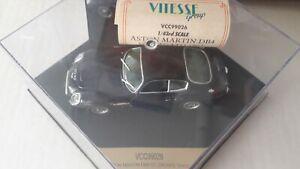 Aston Martin DB4 Zagato Vitesse 1/43