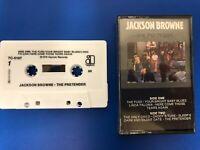 Jackson Browne The Pretender Cassette Tape TC-5107