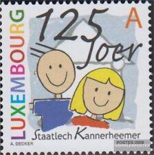 Luxemburg 1833 (compleet.Kwestie.) gestempeld 2009 Kinderheime
