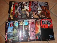 Opera Complete 16 Fumetti +16 DVD The Walking Dead Kirkman Adlard Gazzetta